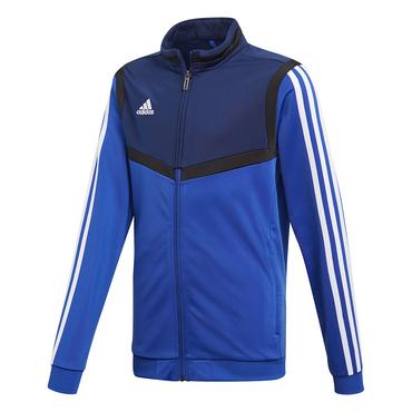Tiro 19 Polyester Jacke Kinder Jacke blau Adidas DT5789 116